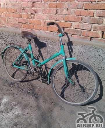 Велосипед, Салют