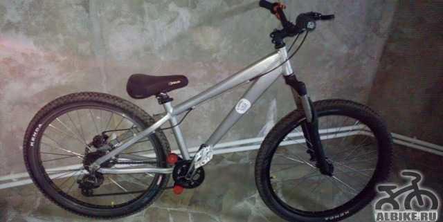 Велосипед bone кастом