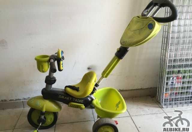 Велосипед детский Смарт Trike Zoo б/у