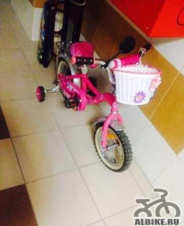 Велосипед my little пони