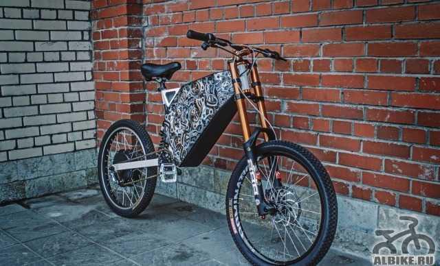 Электровелосипед Chesnok Магнум