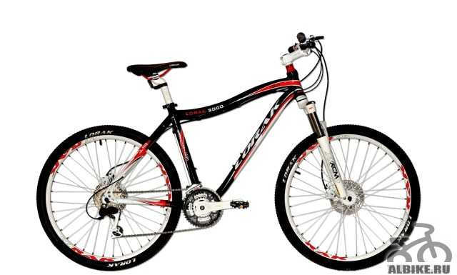 Велосипед lorak 2000
