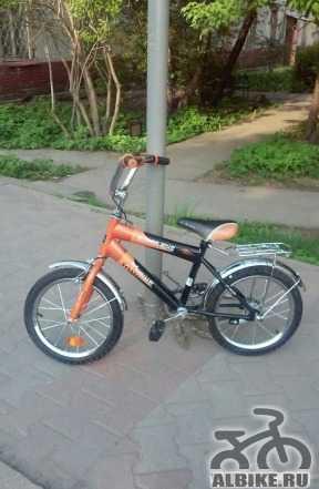Велосипед детский Супер Байк