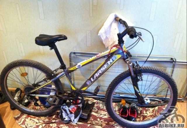 Продам велосипед Larsen 4500. Торг