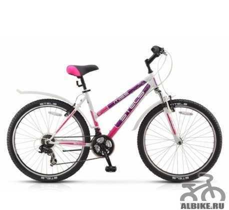 Стелс новые велосипеды женские мужские