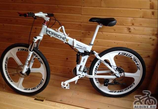 Велосипед porcshe