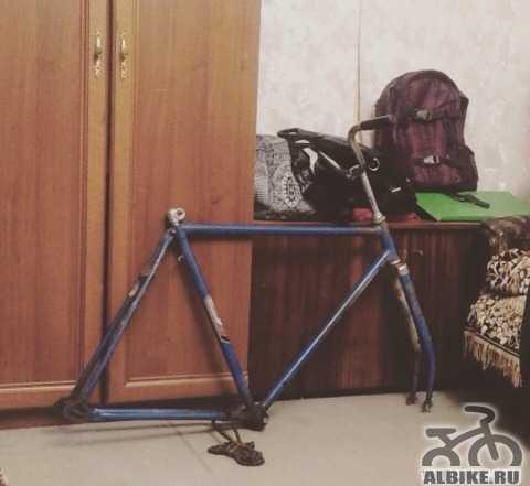 Велосипед старый Орленок