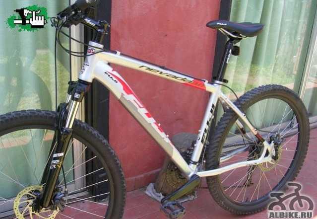 Продаю велосипед fuji nevada 3.0