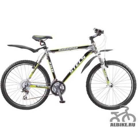 Продаю стелс 750 Навигатор велосипед 2012г. (новый