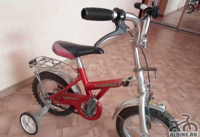 """Детский велосипед 12"""" 2-5лет"""