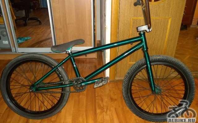 Продам BMX WethePeople crysis