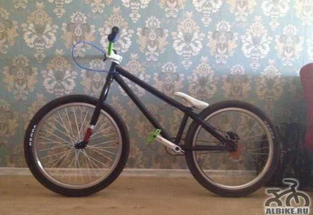 """Велосипед на раме Блак Market Contraband 12"""""""