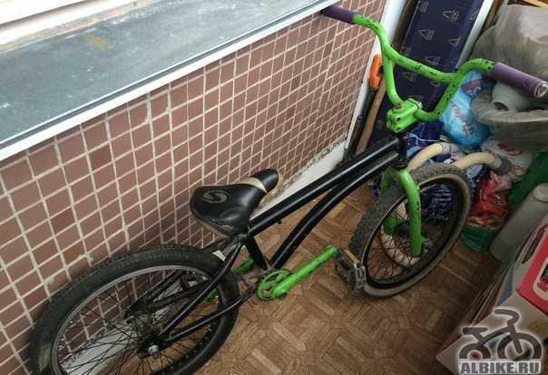 Продам велосипед BMX (трюковый)