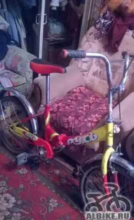 Велосипед подростковый(Русь)
