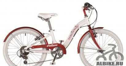Велосипед для девочки Author Melody