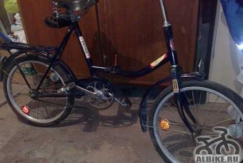 Велосипед дорожный, складной Десна
