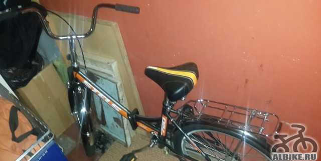 Велосипед Стелз