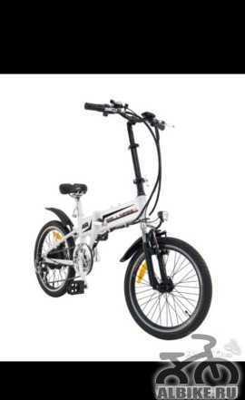 Электровелосипед Wellness 350
