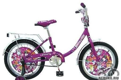 Детский велосипед Навигатор Lady