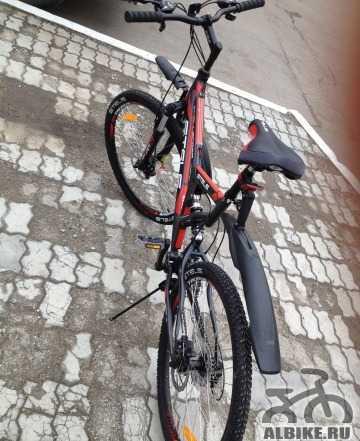 Велосипед челленджер