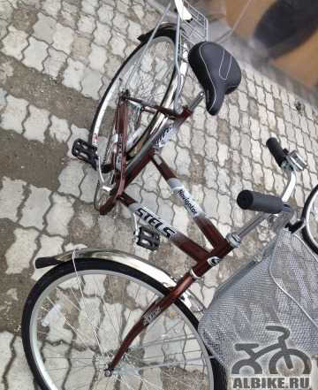 Велосипед Стелс Навигатор 310 Женский