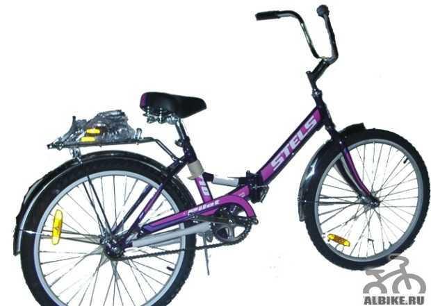 Велосипед подростковый, Стелс пилот