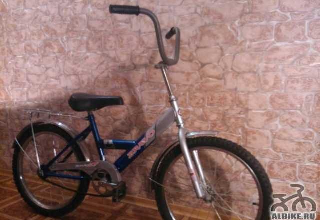 Велосипед Браво