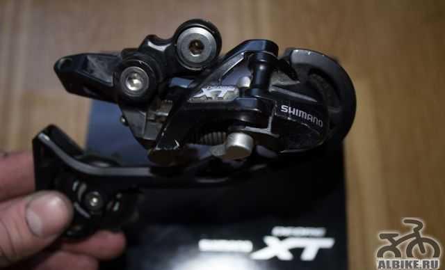Задний Переключатель Shimano XT M780 Шадов 10 Ск