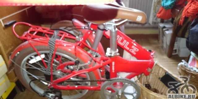 Велосипед shulz GOA easy - 7
