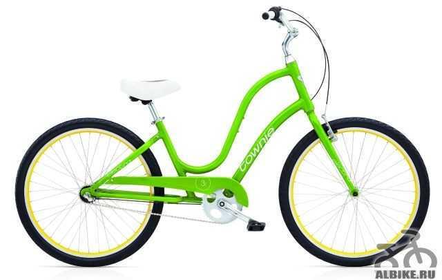 Велосипед Электра Townie Оригинал 3i