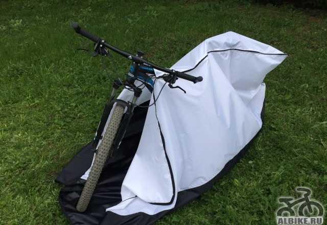 Чехол для хранения и перевозки велосипеда
