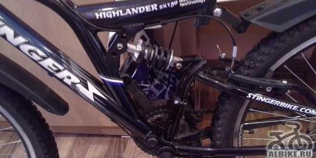 Продам велосипед Стингер Версус SX350D