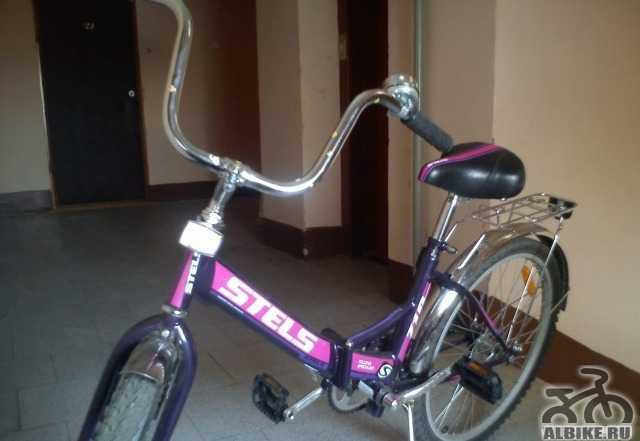 Велосипед детско-подростковый Стелс Пилот