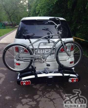 Велосипед электра крузер 3i