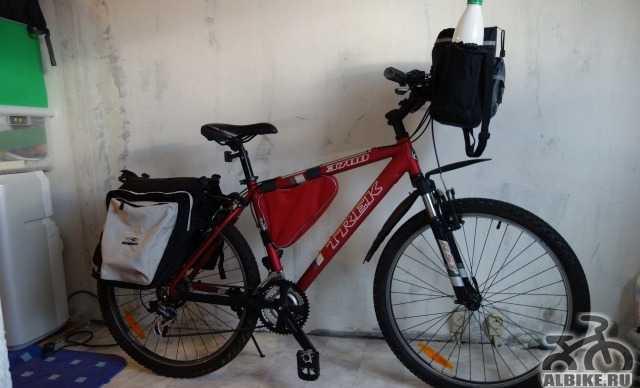 """Велосипед Trek3700 (2007) (18"""", 46см, красный)"""