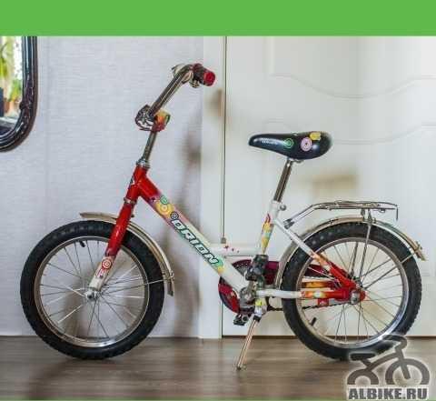 Детский велосипед орион Fortune 16