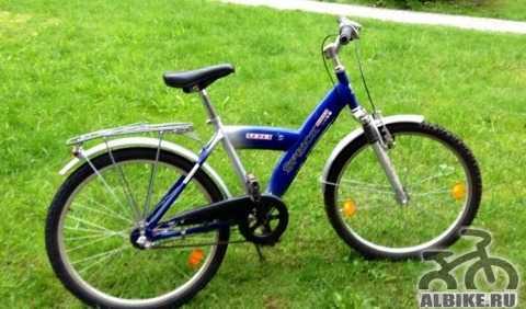 Финский 3-х скоростной велосипед Sprick