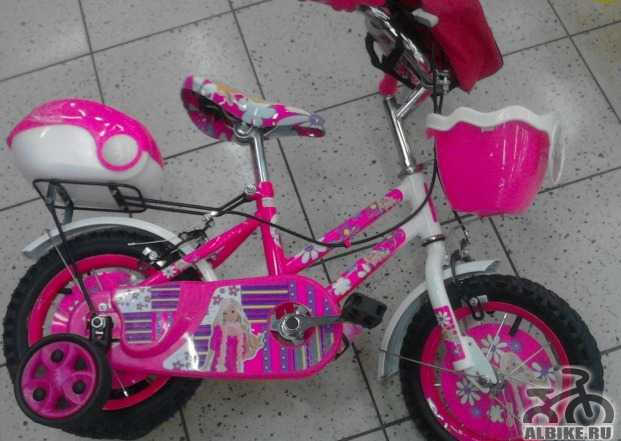 """Новый детский велосипед """"12"""" 3-6 лет"""