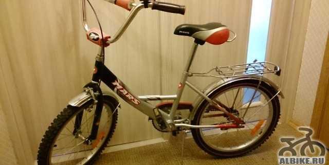 Детский велосипед Mars б/у