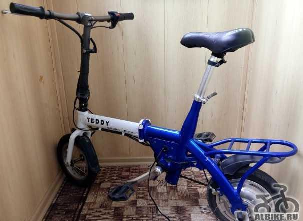 Электровелосипед Электро Green Сити Teddy