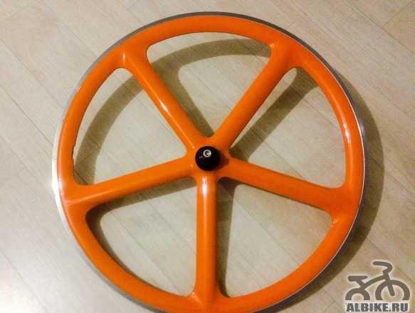 Aerospoke 700C orange