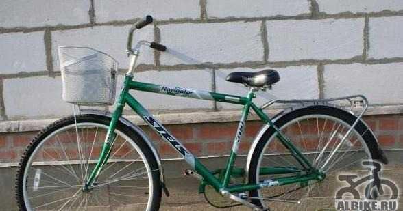 Велосипед взрослый колёса 26 дюйма без скоростей к