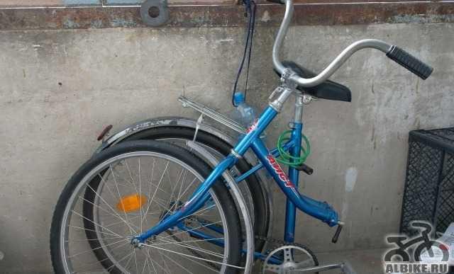 Продам велосипед Аист. Складной