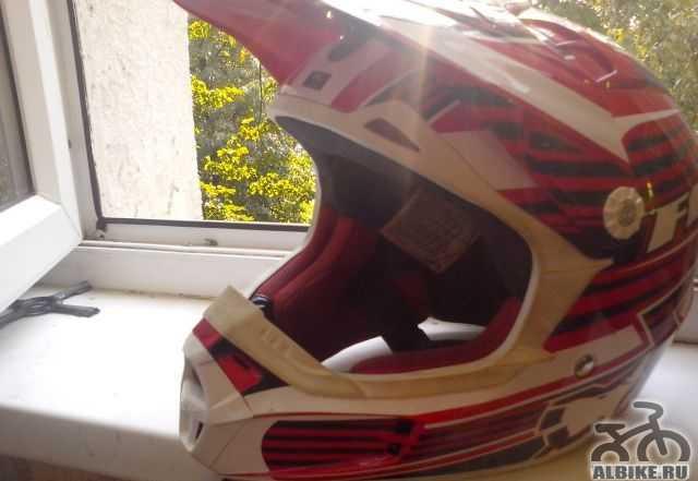 Шлем FOX с очками