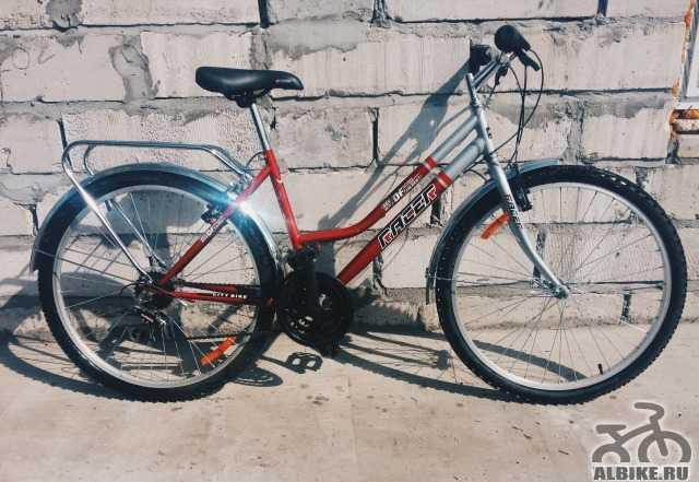 Велосипед рейсер 26-556 lady 7 скоростей