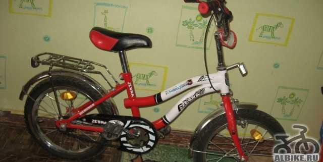 Велосипед детский 2-х колесный