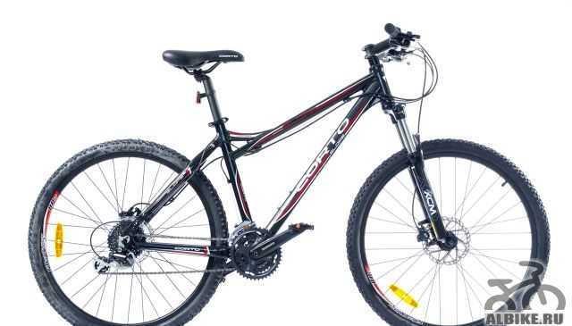Новый велосипед Corto Slope