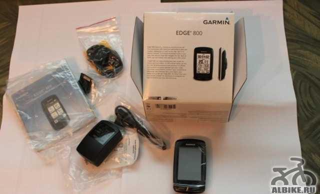 Велосипедный навигатор Garmin Эдже 800 новый
