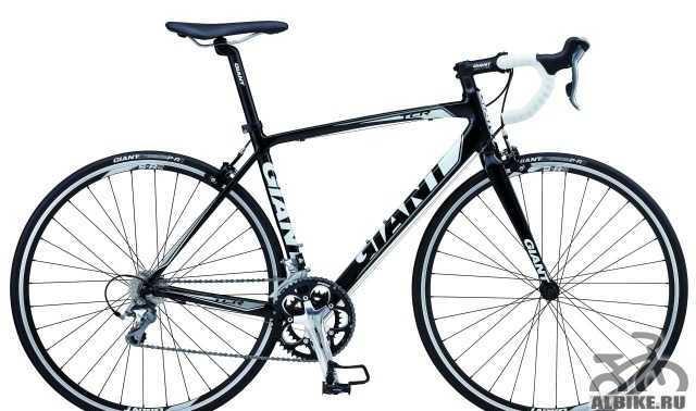 Гоночный шоссейный велосипед Giant TCR 2