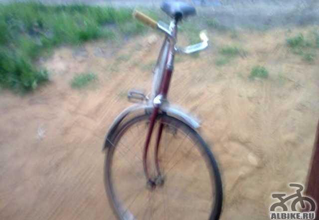 Продается старый велосипед